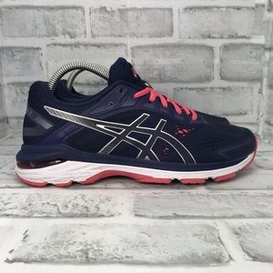 Asics Shoes | Gt2000 7 Peacoat Silver